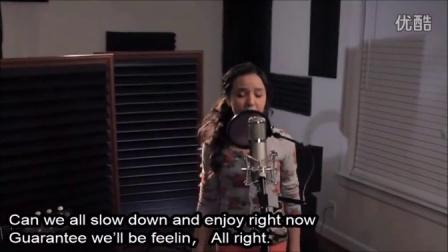 《Price Tag》美国唱歌童星 Maddi Jane 翻唱,中国好声音 李嘉琪 决赛用歌