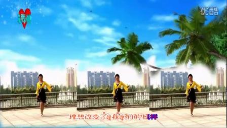 风中梅花广场舞    (32步)dj朋友的酒   叶子编舞  永不疲倦老师制作
