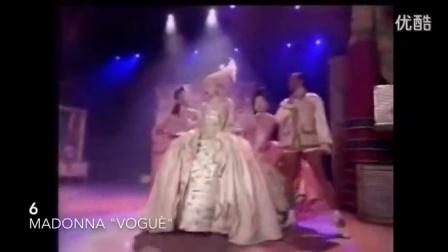 2015年更新十大最佳VMA表演 布兰妮 麦姐 杰克逊 艾米纳姆 阿姆 麦当娜 艾薇儿 贾斯汀比伯 大咖均在片中