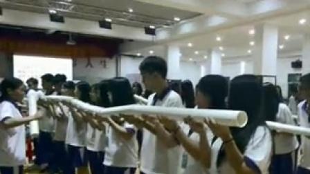 2015东莞市商业学校学生领袖训练营回顾_baofeng