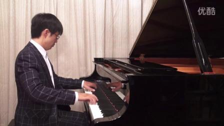 克莱德曼:梦中的婚礼 (王峥钢琴 2015.9.1 Tue. 晚)