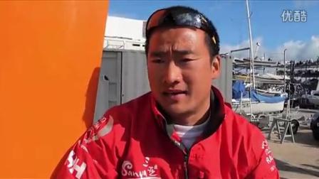 沃尔沃环球帆船赛-勇者的航线
