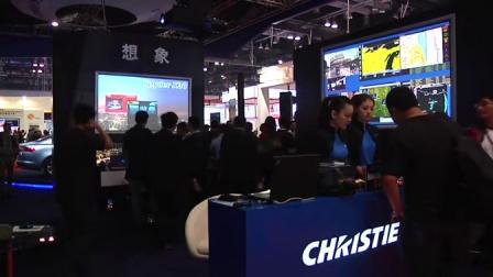 科视在InfoComm China 2014展示全方位视觉解决方案