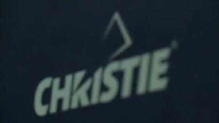 科视Christie同上影集团携手合作