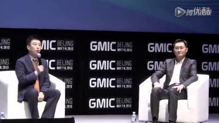 【移动互联网大会】访谈马化腾:微信承载了腾讯国际化的机会_01_0