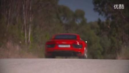 GTspirit试驾全新奥迪Audi R8 V10 Plus_跑车_跑车排行榜_超跑视频