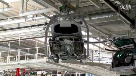 大众Volkswagen Touareg生产线_跑车_跑车排行榜_超跑视频