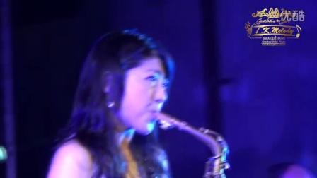 TK小林香織 Kaori kobayashi 台灣超難忘的演出~颱風最後一曲Typhoon  Heavy  Rain..................拼