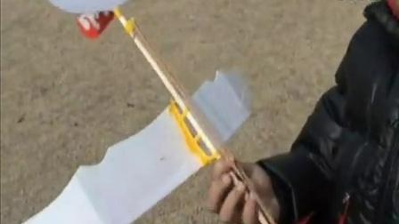 雷鸟橡筋动力模型飞机