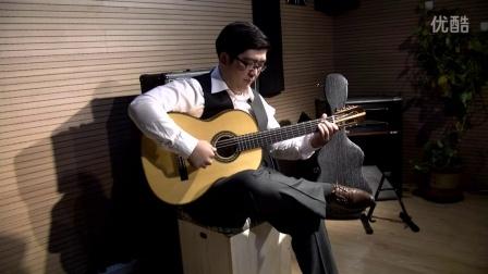 帕尔拉多分享:鲁提夫拉弹奏弗拉门戈欣赏