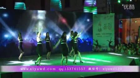 郑州爵士舞教练员培训班权威机构!希娅舞蹈2015年暑期汇演爵士舞  《Se se se》