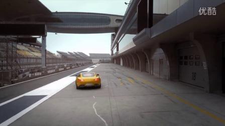 Mercedes - AMG GT S 调色作品