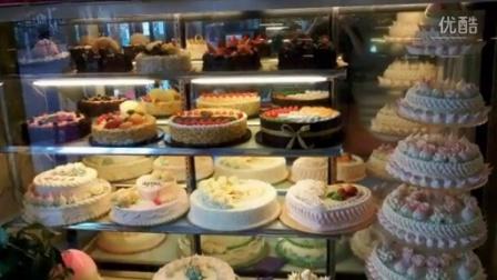 浙江省景宁县英川镇坑下吴娟夫妻俩在内蒙古的蛋糕店