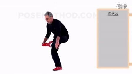 柔软度vs伸展