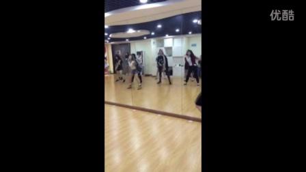【希珀】Sistar Shake it 练习室 舞蹈教学