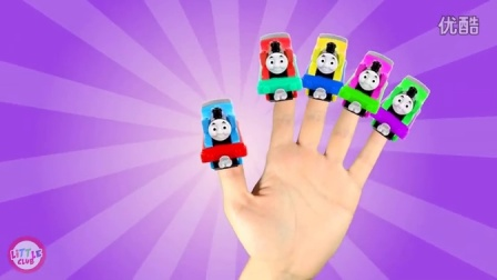 Thomas and Friends Finger Family Nursery Rhymes