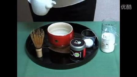 ~一种古老的日本绿茶 An Ancient Japanese Green Tea DO MATCHA by