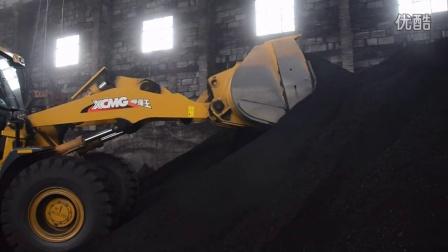 百战英雄徐工500K第十季:LNG钢厂煤粉堆垛