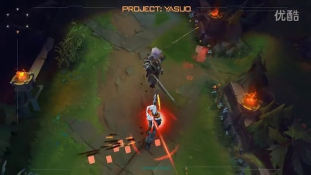 【LOL】PROJECT  Alpha Strike合金装备系列皮肤