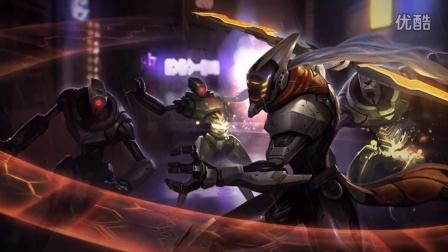 【LOL】英雄联盟 合金装备易大师 游戏登入界面BGM