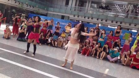 2015赵梦老师青岛舞蹈节授课-鼓舞