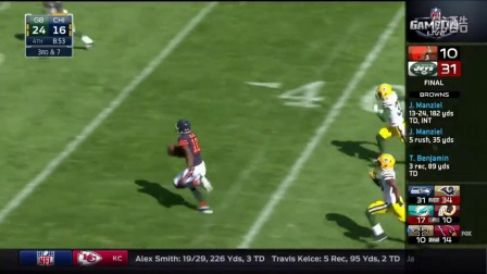 Packers vs. Bears - Week 1 Highlights - NFL