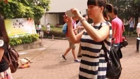 广州大学新闻学院2015迎新
