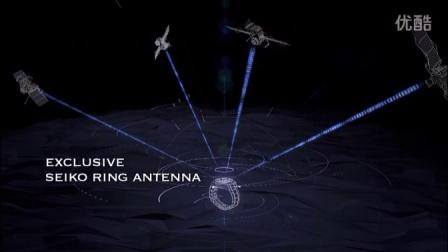 Astron GPS 太阳电能两地时腕表广告视频