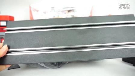 国外网友的专业拼装_Carrera轨道赛车GO系列电池套装 62199 迪斯尼2 Silver Lightning McQueen