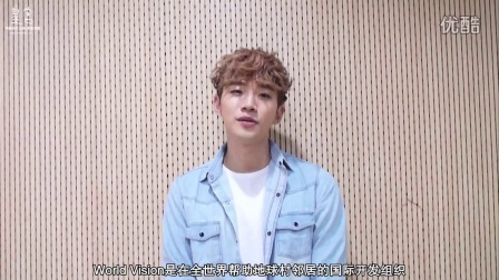 "【皇宫·李俊昊吧】150915 JUNHO""LAST NIGHT IN SEOUL""with World Vision邀请[中字]"