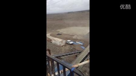 甘肃嘉峪关破碎石制砂生产线【上海山启】