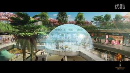 安徽芜湖赭山购物公园宣传片