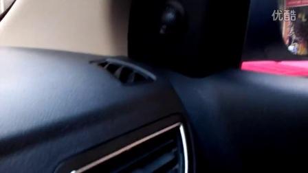 自己动手改装开瑞K50 6.5寸音响