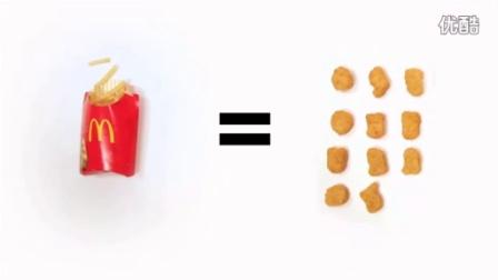 【大吃货爱美食】2000卡路里是多少食物呢? 150918