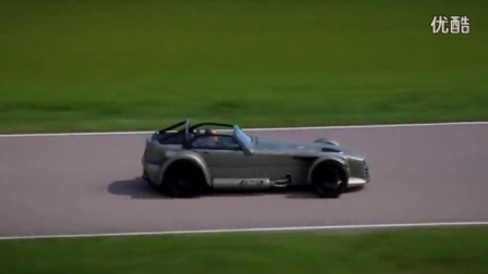 [新车]Donkervoort D8 GTO The Lotus Seven you always wanted  - XCAR-汽车视频