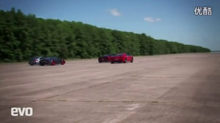 [新车]McLaren MP4-12C vs Ferrari 458 vs Noble M600 vs Turbo s-汽车视频
