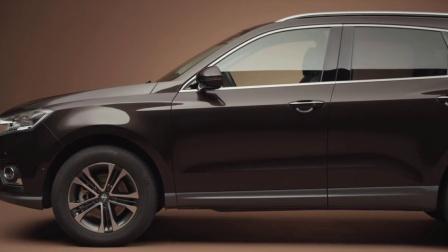 回归之作 2015法兰克福车展德国宝沃发布首款SUV车型BX7