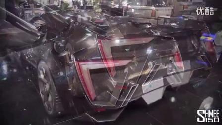 [新车]W Motors Lykan Hypersport - $3.4m Overview, Start and Revs-汽车视频