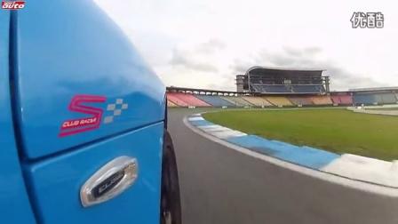 [新车]阿尔法罗密欧4C vs 路特斯 Elise S CR 霍根海姆赛道对比测试-汽车视频