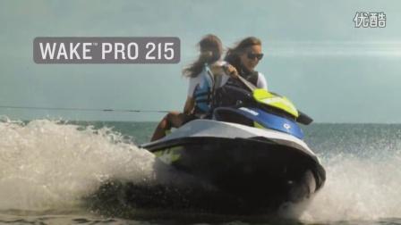 2016 Sea-Doo滑水系列 - 积极 & 大胆