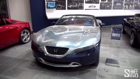 [新车]宾尼法利纳展厅实拍- Ferrari SP12-EC, Sintesi-0002-汽车视频