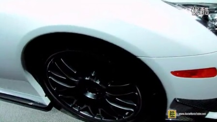 [新车]内外实拍2012年的雷克萨斯Lexus LFA Limited Edition-0001-汽车视频