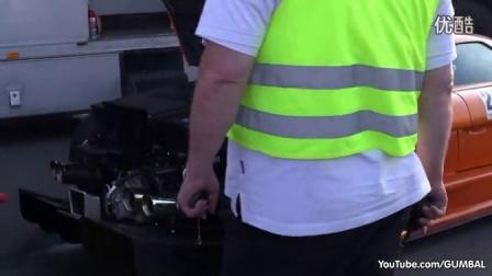 [新车]实拍Gumpert Apollo Sport  险些起火-汽车视频