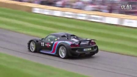 [新车]实拍众超跑亮相古德伍德速度节Mclaren P1  Noble S600-汽车视频