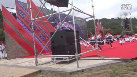 赫章县2015年韭菜坪苗族文艺演出