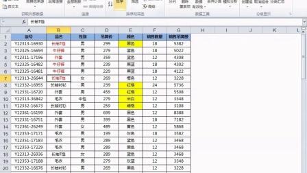 05_数据排序技巧_循序渐进学Excel2010