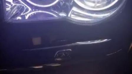 克莱斯勒300C大灯改装超亮天使眼专车专用款