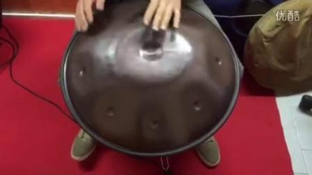 Sapcedrum handpan D小调