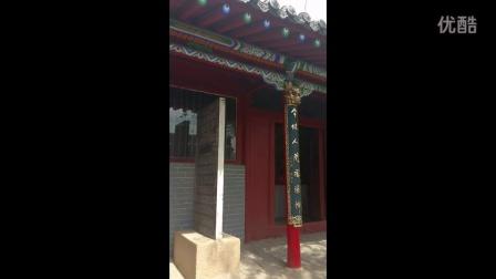 陕北佳县香炉寺