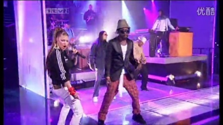 Black Eyed Peas - My Humps LIVE (Record Of The Year 2005)
